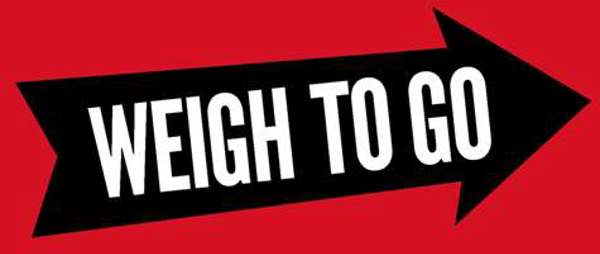 Weigh to go logo