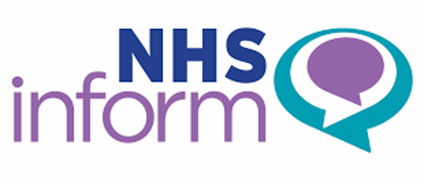 NHS inform logo