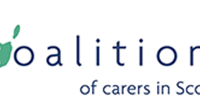 Coalition of Carers in Scotland Logo