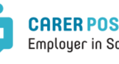 Carer positive award logo