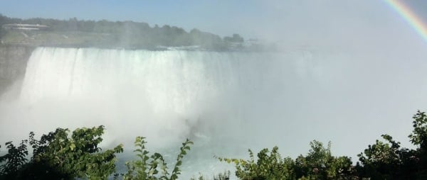 picture of the niagara falls